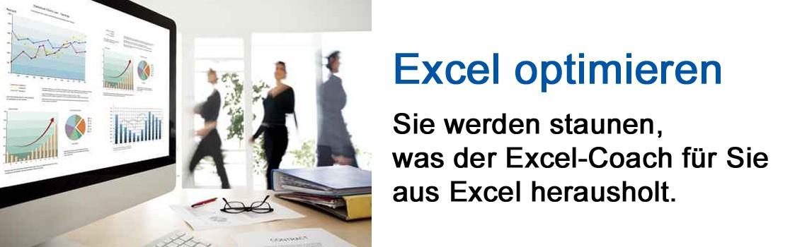 Excel optimieren