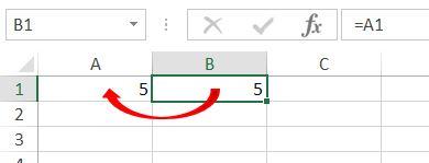 Excel: Der erste Bezug - nochmal